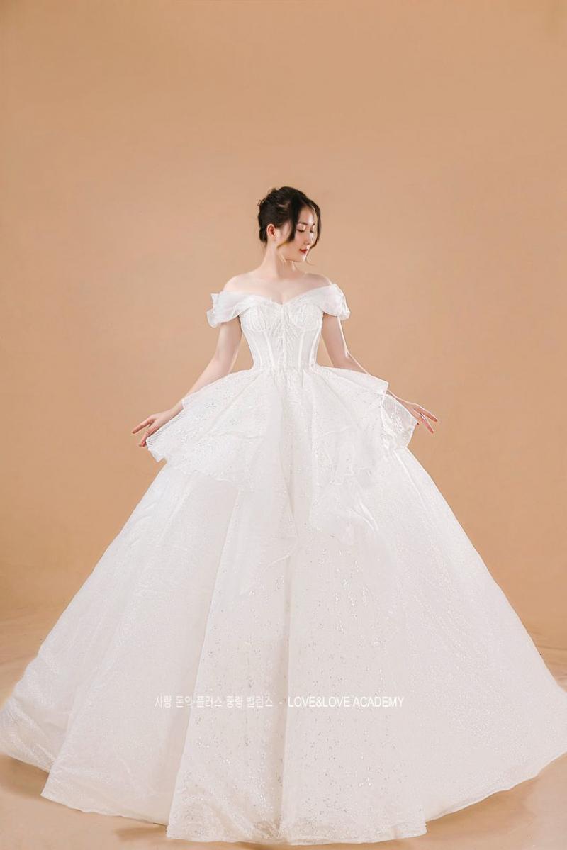 Top 5 Địa chỉ cho thuê váy cưới đẹp nhất Lai Châu