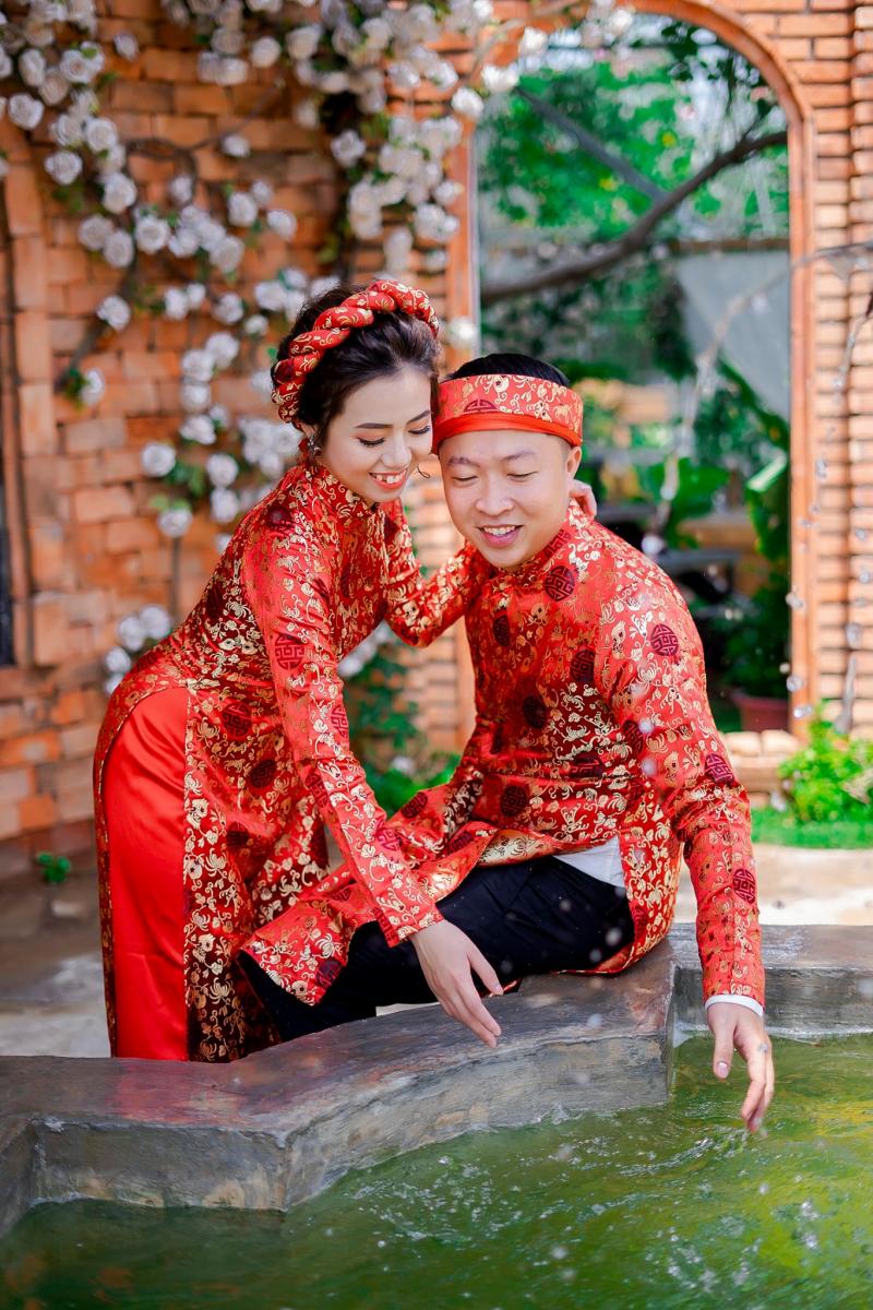 Lucia Wedding