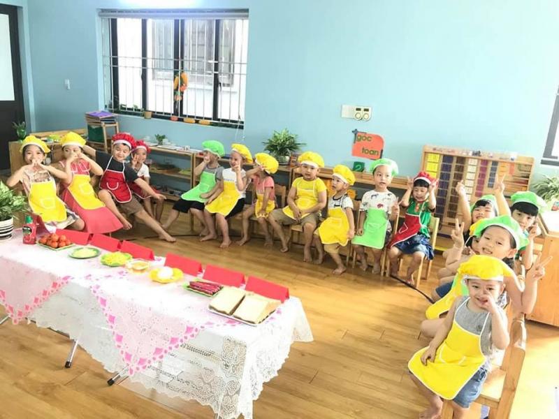 Top 5 Trường mầm non tốt nhất tại TP. Cẩm Phả, Quảng Ninh