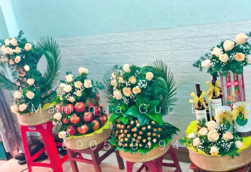 Mâm Quả Cưới Hỏi CUC LEE Đà Nẵng