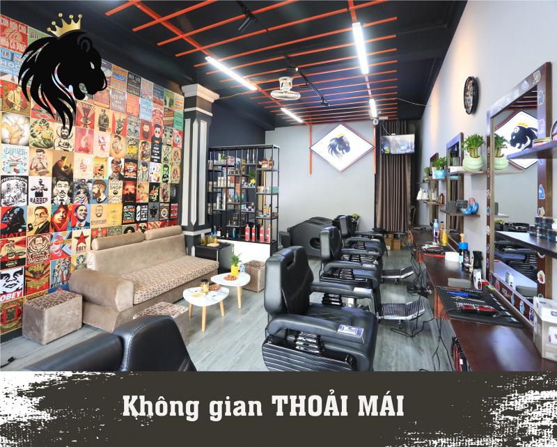 Mane-Man Barber House