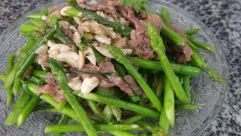 Top 10 Công thức chế biến món ăn từ măng tây ngon nhất