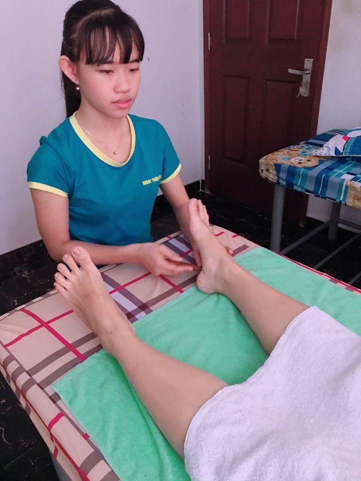 Massage Khiếm Thị Minh Thiện chuyên xoa bóp hỗ trợ điều trị các chứng đau cơ và xương khớp hiệu quả