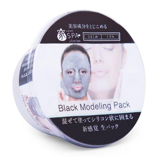 Mặt nạ dưỡng da dạng bột Pure Smile Spa Black Modeling Pack