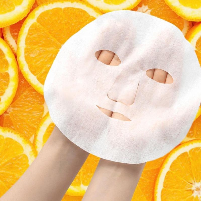 Mặt Nạ Dưỡng Da Vitamin C Melano CC Whitening Mask