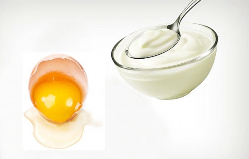 Mặt nạ mật ong trứng gà sữa chua