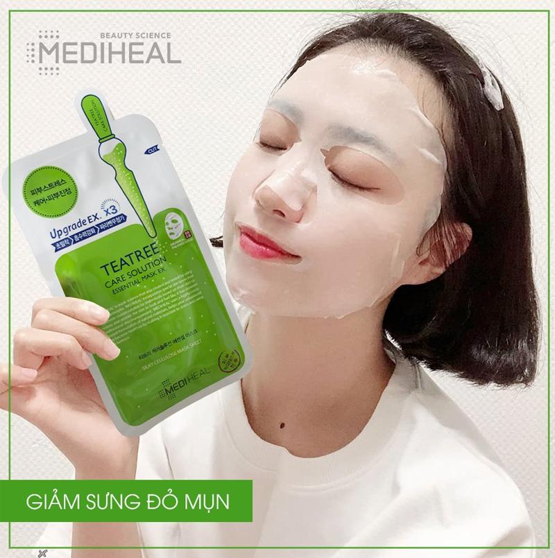 Top 5 Mặt nạ dưỡng da Mediheal tốt được nhiều người ưa chuộng nhất hiện nay