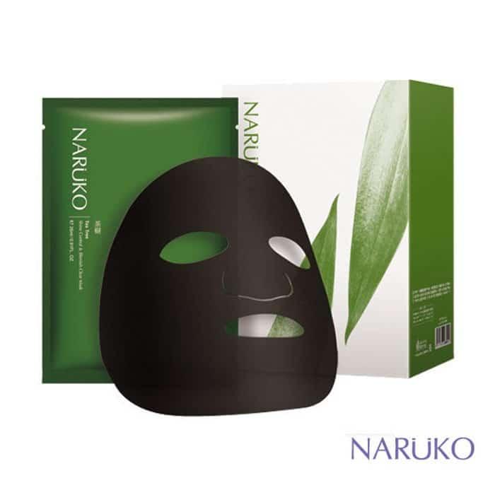 Top 8 Mặt nạ Naruko dưỡng da được chị em săn lùng nhất hiện nay