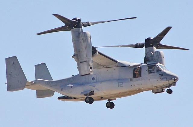 Máy bay Bell/Boeing V-22 Osprey