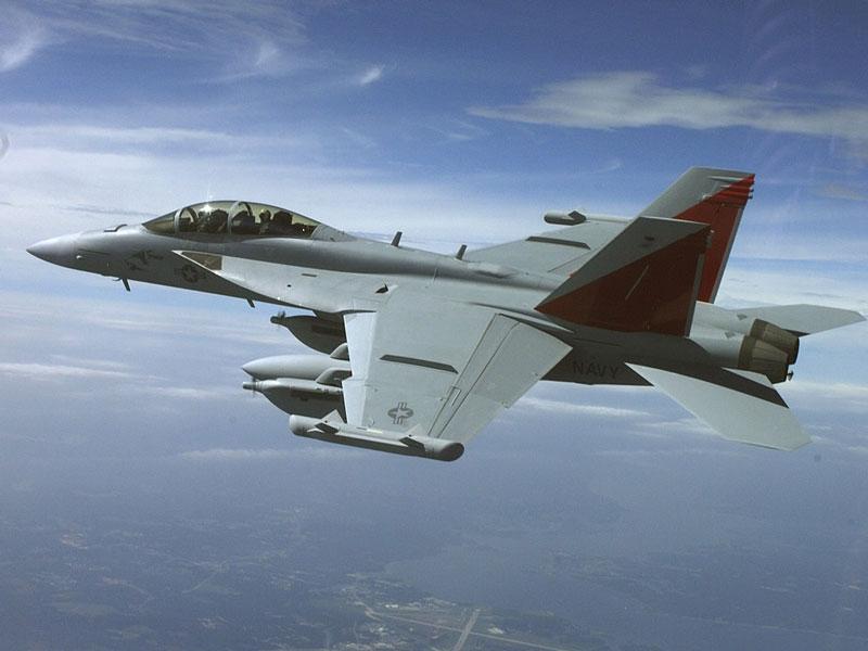 Máy bay chiến đấu Boeing EA-18G Growler