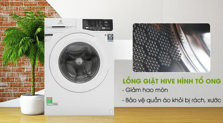 Máy giặt 8 Kg Electrolux UltimateCare 500 EWF8025EQWA