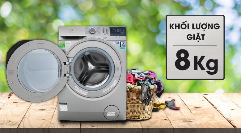 Máy giặt Electrolux Inverter 8 kg UltimateCare 700 EWF8024ADSA