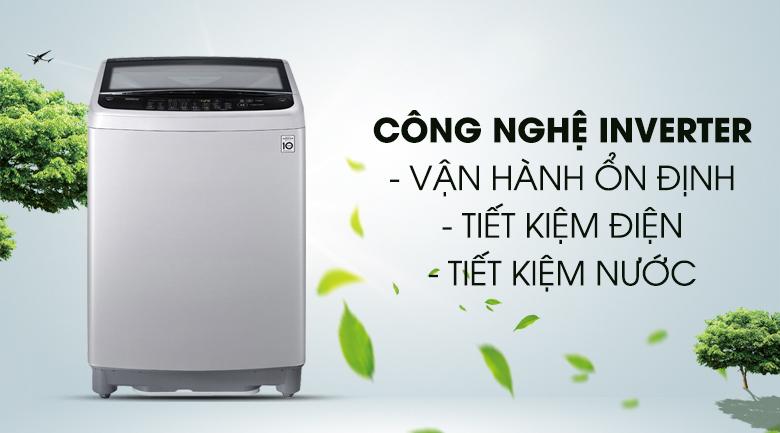 Top 10 Máy giặt LG inverter tiết kiệm điện nhất hiện nay