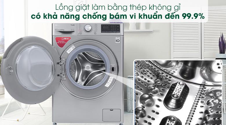 Top 5 Máy giặt LG 8kg tốt nhất hiện nay