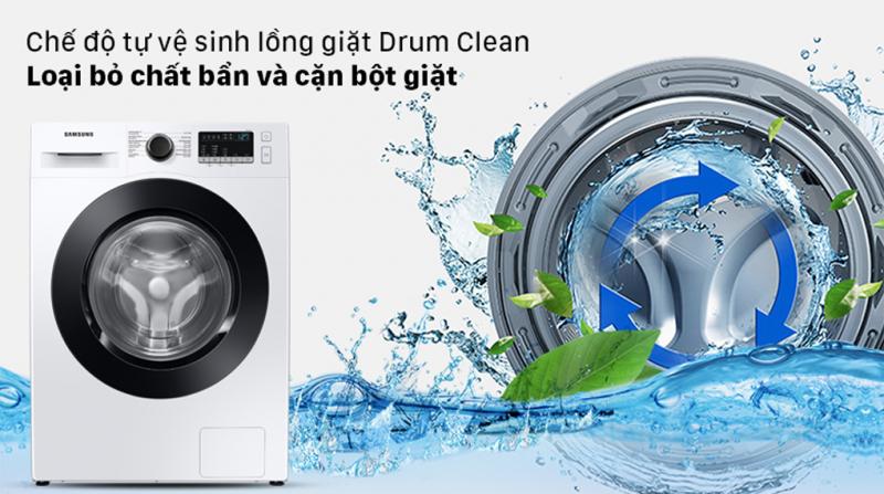 Máy giặt Samsung Inverter 9.5kg WW95T4040CE/SV