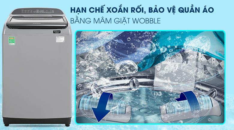 Máy giặt Samsung Inverter WA85T5160BY/SV