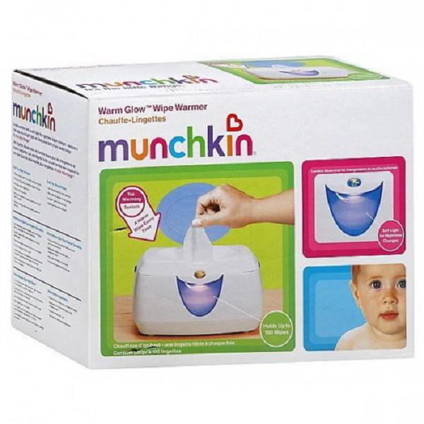 Máy giữ ấm khăn ướt Munchkin