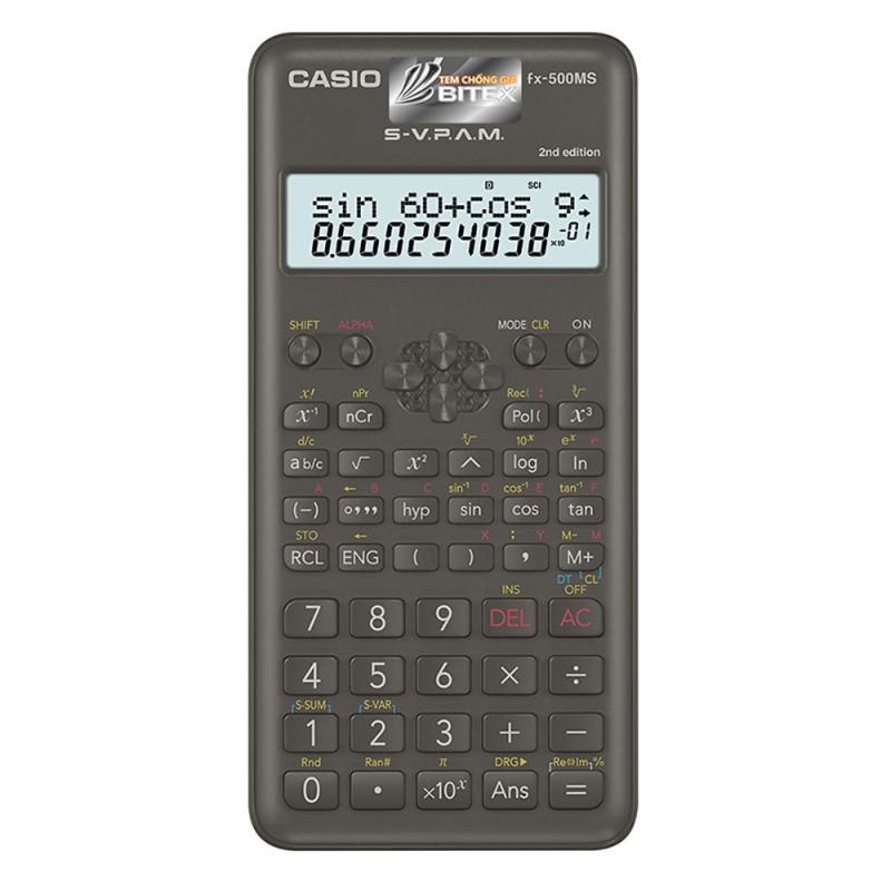 Máy tính Casio FX 500MS