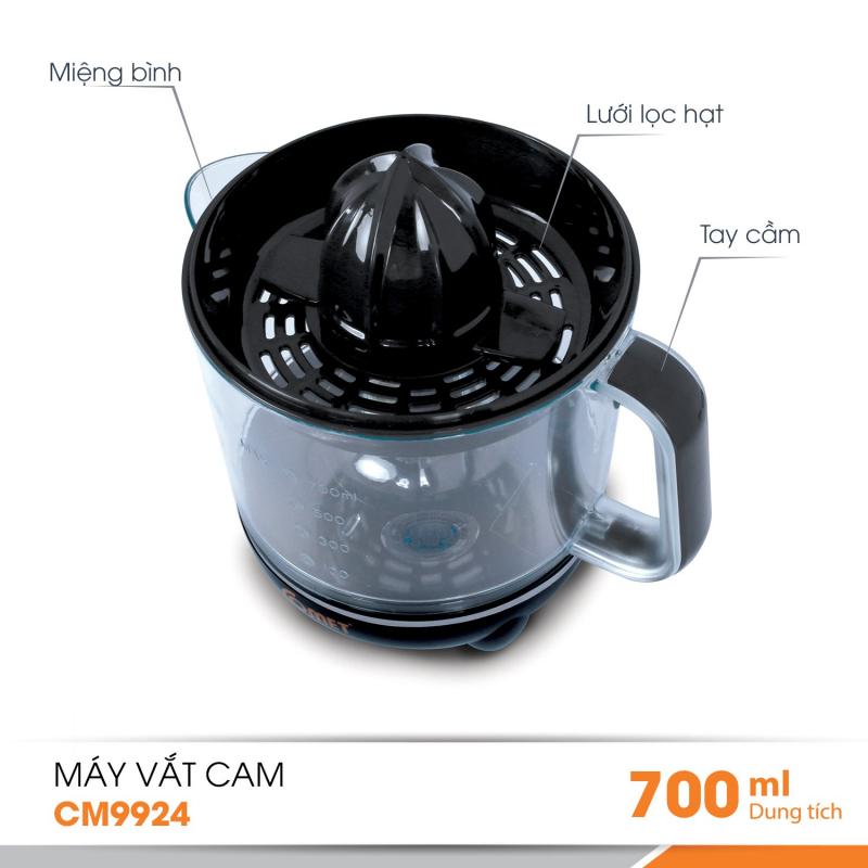 Máy vắt cam 700ml COMET - CM9924