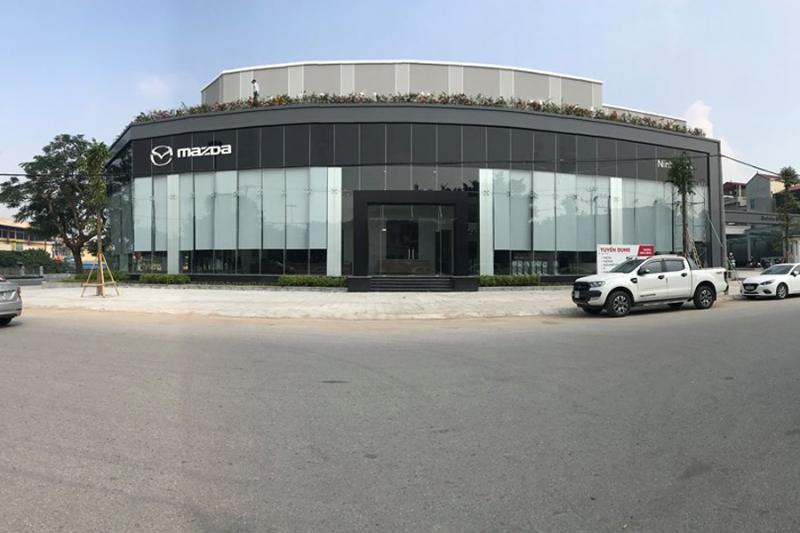 Đại lý Mazda Ninh Bình