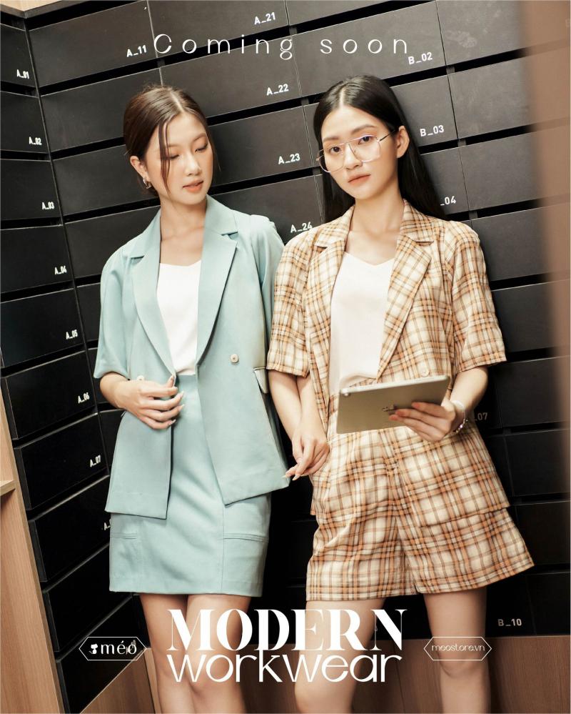 Méo Shop - shop quần áo đẹp và rẻ nhất cho sinh viên ở Hà Nội