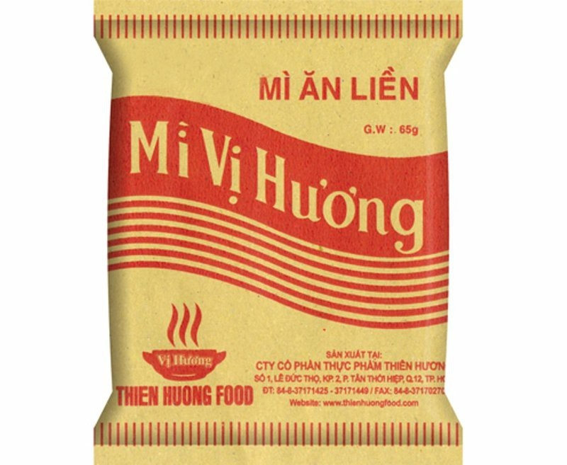 Top 5 Thương hiệu mì ăn liền lâu đời của người Việt