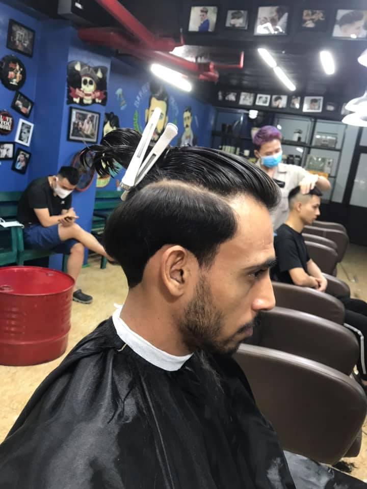 Top 5 Tiệm cắt tóc nam đẹp và chất lượng nhất tỉnh Lào Cai