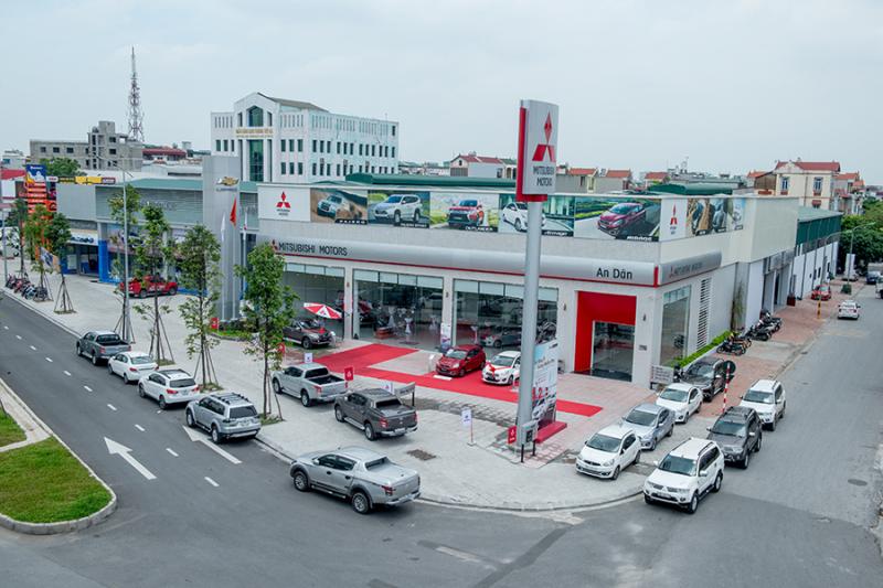 Top 6 Đại lý xe Mitsubishi uy tín và bán đúng giá nhất ở Hà Nội