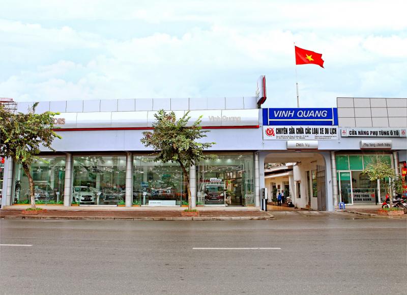 Mitshubishi Vinh Quang