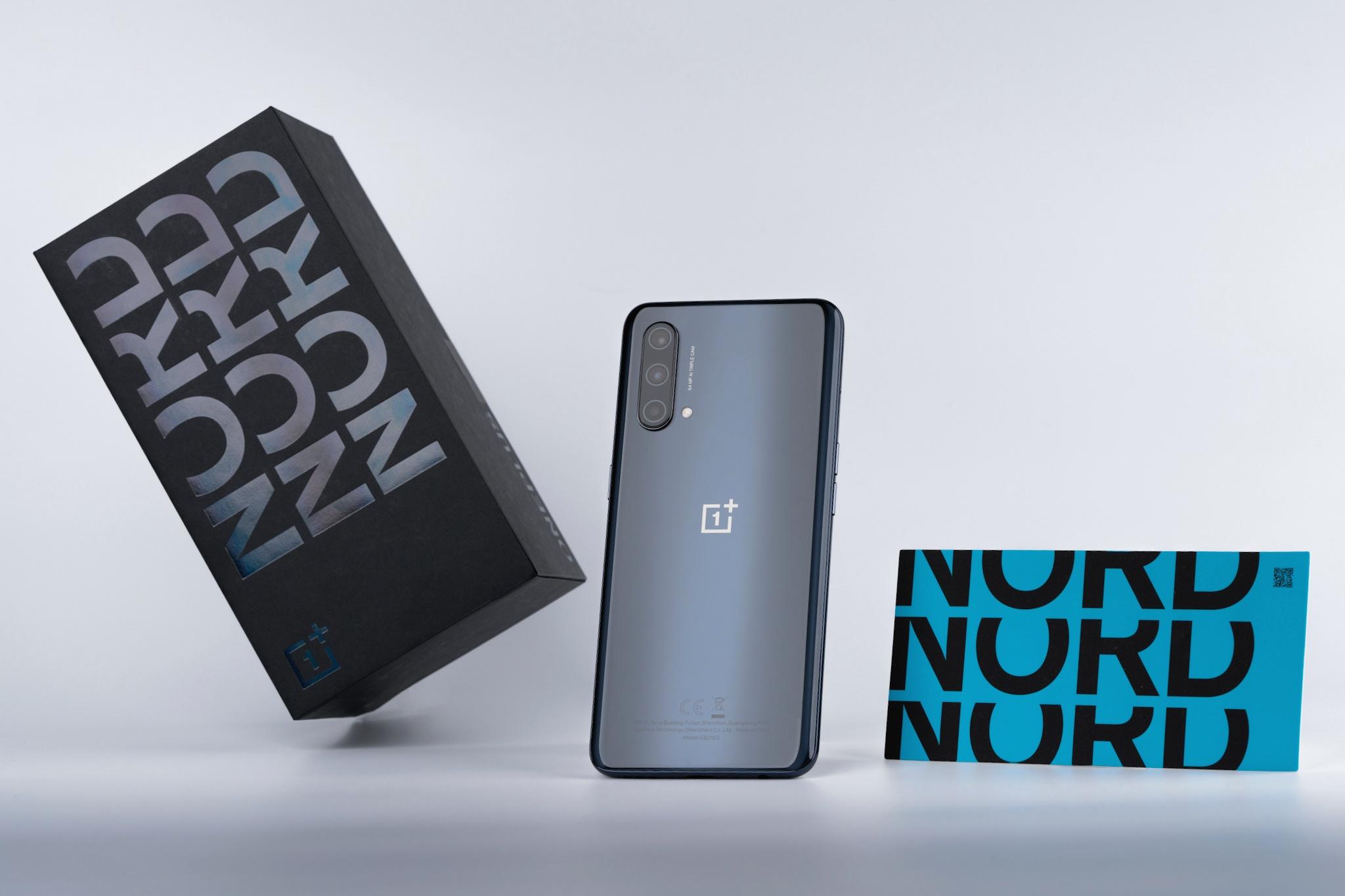 Điện thoại game tầm trung OnePlus Nord CE 5G – Mạnh mẽ và tiết kiệm pin