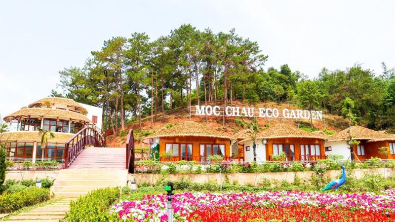 Mộc Châu Eco Garden resort