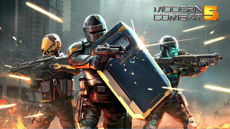 Modern Combat 5: eSports