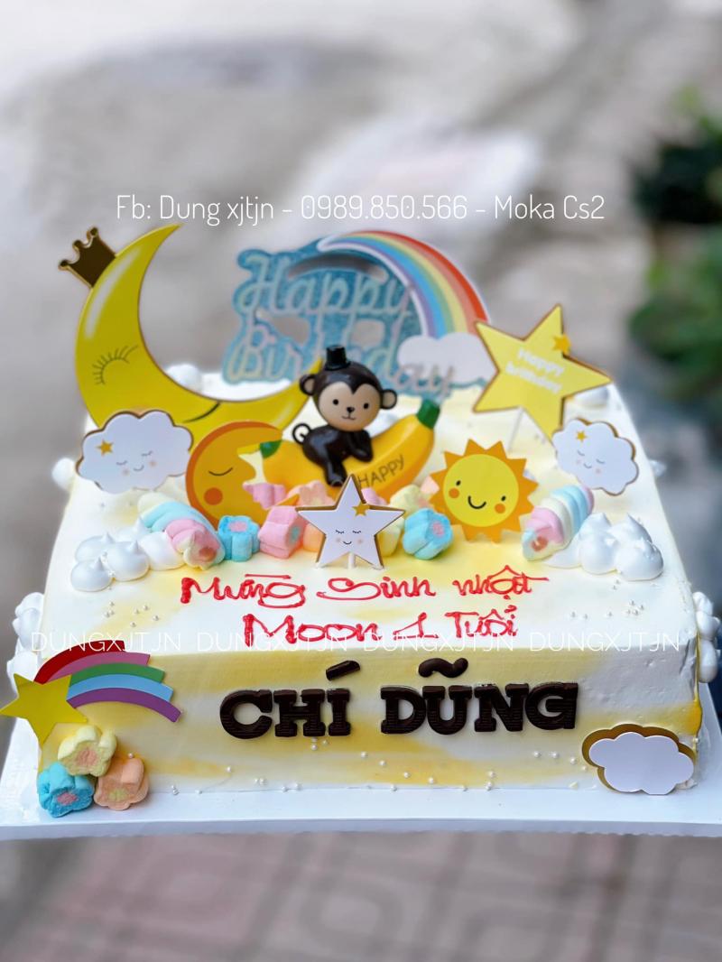 Top 9 Tiệm bánh sinh nhật ngon và chất lượng nhất Thái Nguyên.