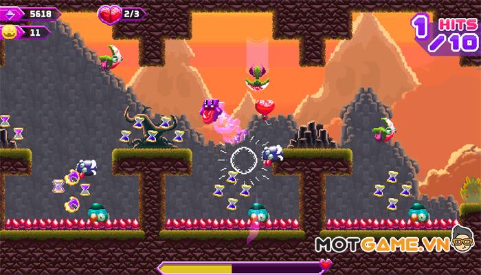 Super Mombo Quest – Tân binh tiềm năng nhất làng game mobile 2021 đã xuất hiện