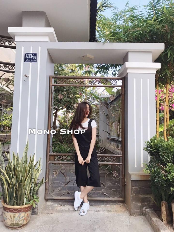 Quần yếm nữ trẻ trung, đáng yêu và năng động cho giới trẻ tại Đà Nẵng