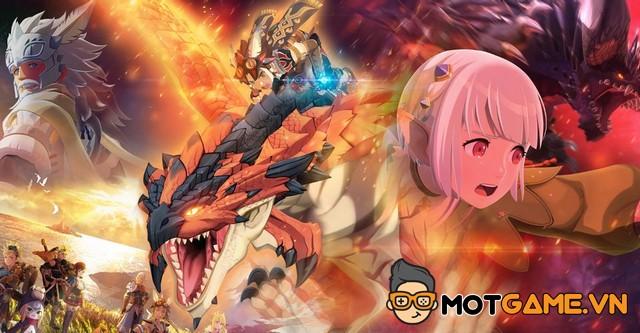 Monster Hunter Stories 2 giới thiệu tính năng chơi co-op