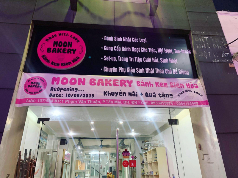 Moon Bakery