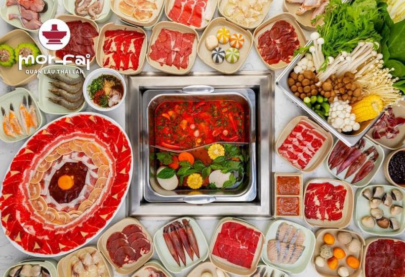 MOR FAI - Thai Hotpot Buffet