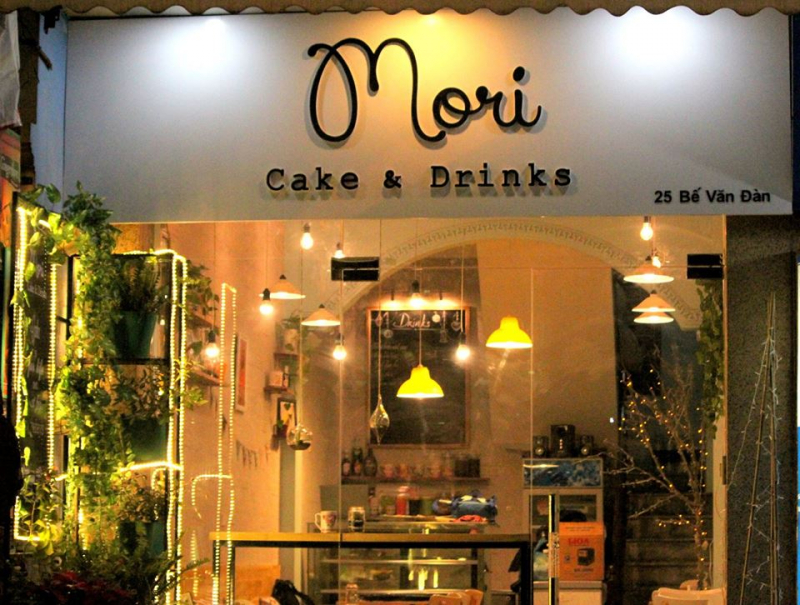 Mori Cake & Drinks