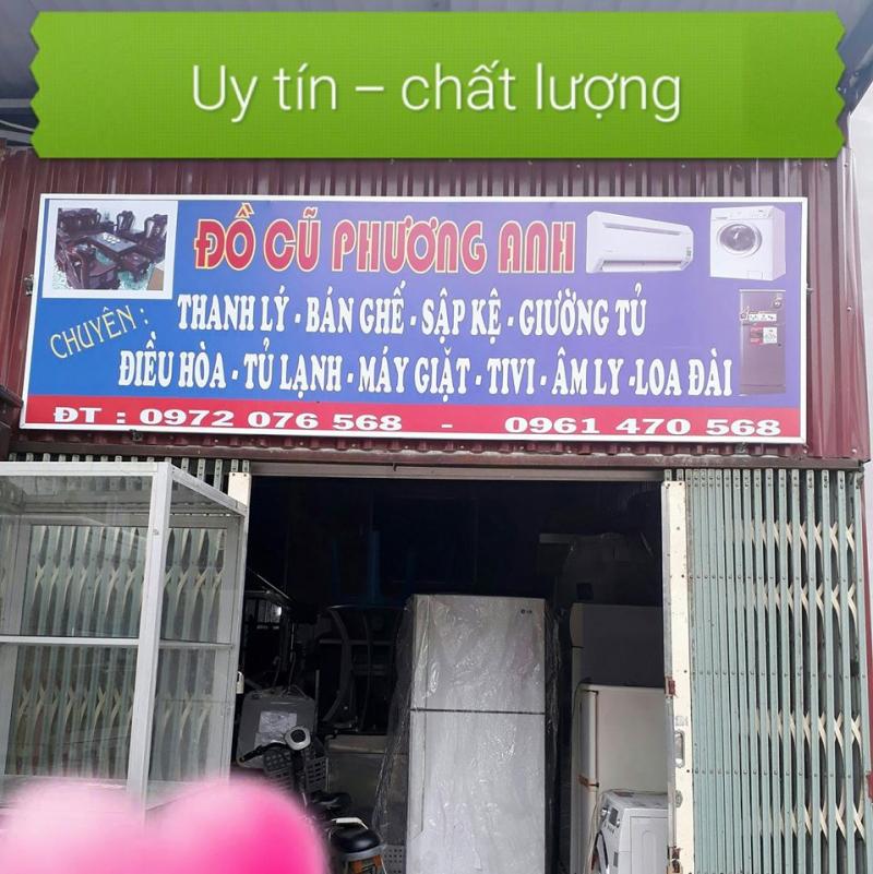 Mua bán đồ cũ Phương Anh