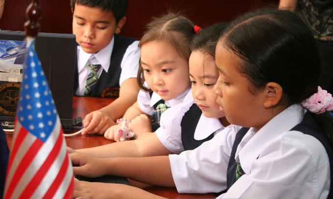 Chính phủ Mỹ luôn cố gắng duy trì khoản ngân sách lớn cho giáo dục