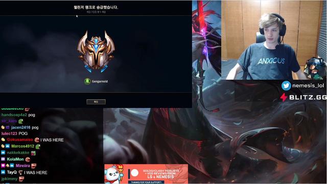 LMHT: Leo rank thần tốc với Graves Đường giữa cùng những mẹo độc đáo từ streamer Thách Đấu Hàn