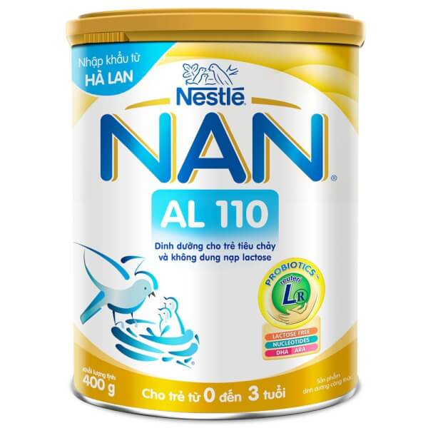 Nestlé NAN AL110 400g