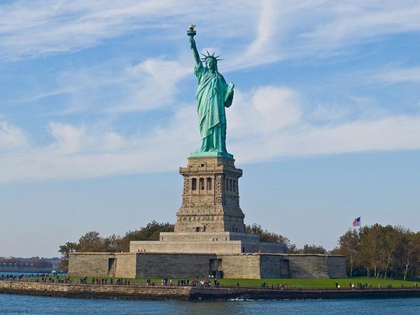 Tượng Nữ Thần Tự Do – Biểu tượng của New York