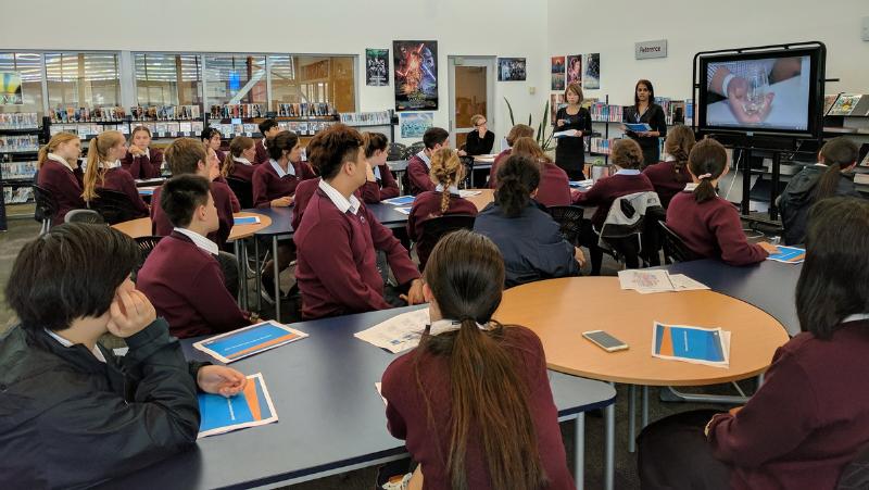 Các trường học ở New Zealand luôn rộng mở đối với các du học sinh nước khác