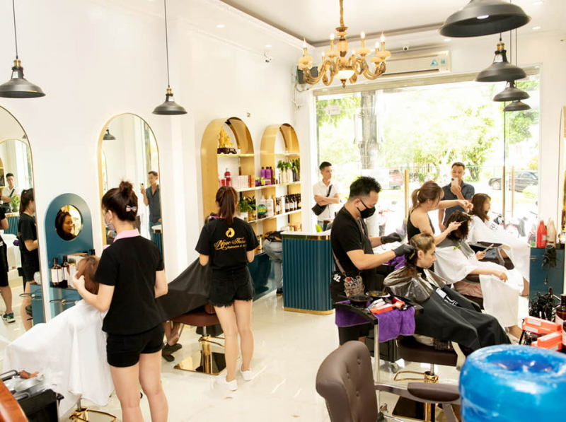 Top 9 Salon làm tóc đẹp nhất tại Yên Bái