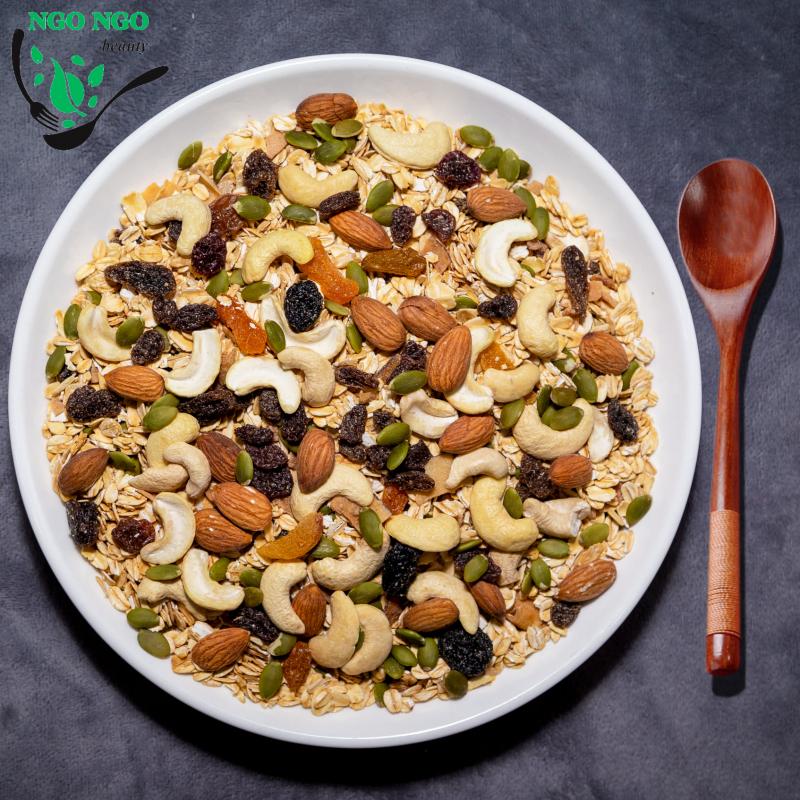 Top 5 Địa chỉ bán ngũ cốc Granola uy tín nhất tỉnh Khánh Hòa