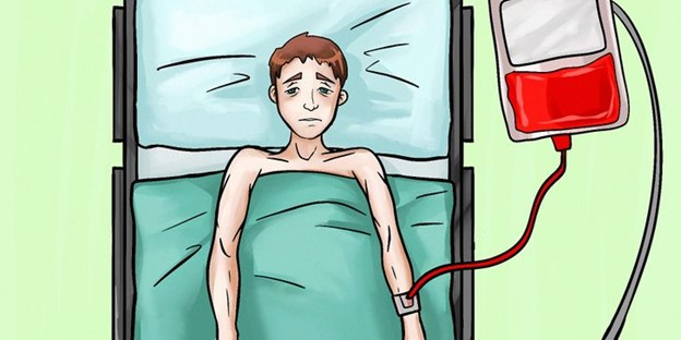 Người nhóm máu O chỉ có thể nhận nhóm máu O