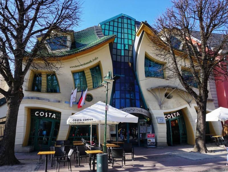 Nhà cong (Sopot, Ba Lan)