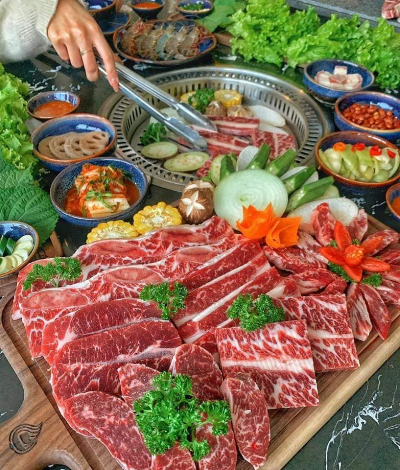 Nhà hàng Buffet Seoul Bulgogi BBQ & Hotpot